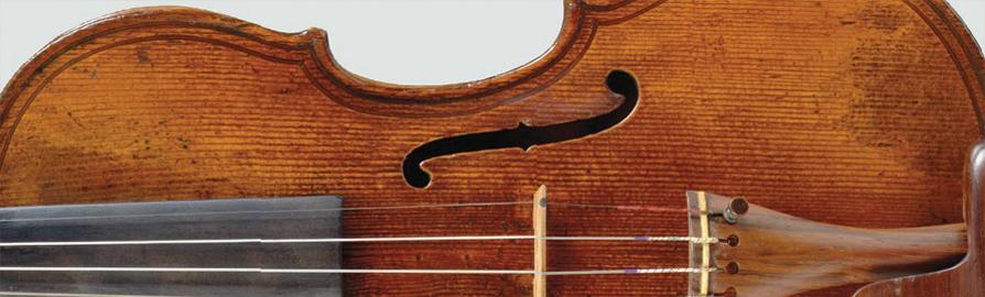 Violins Banner